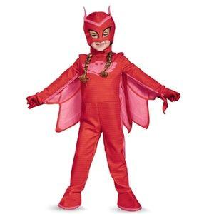 NEW PJ Masks Deluxe Toddler Owlette Costume